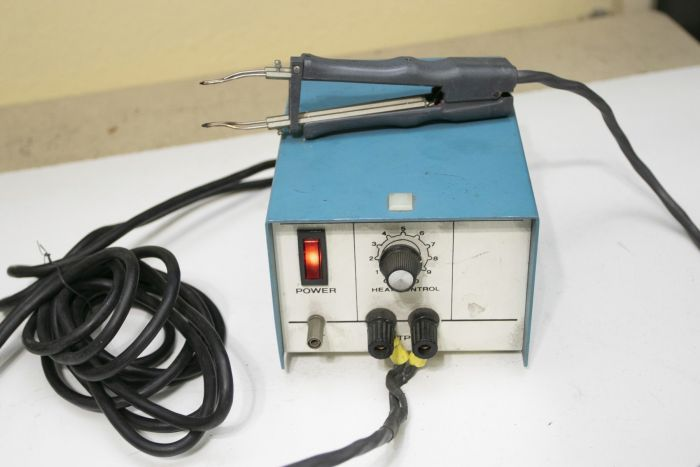 Pace Pr-10 Power supply and CT-15 Tweezers